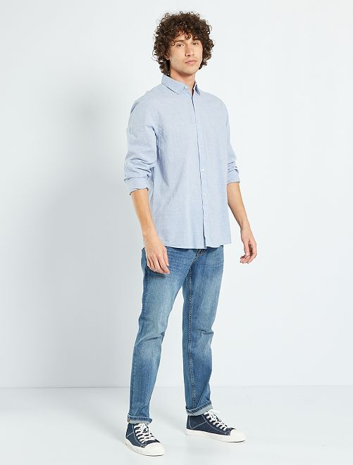 Jeans slim L30                                                                             stone used