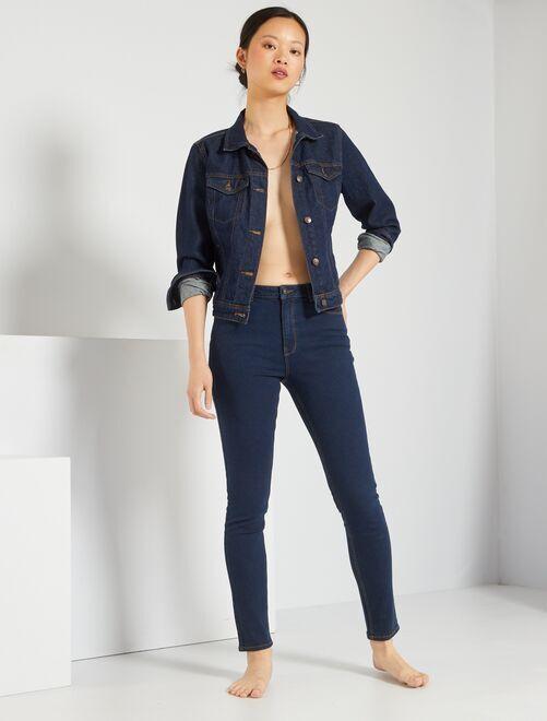 Jeans slim lunghezza US30                                                                                         BLU