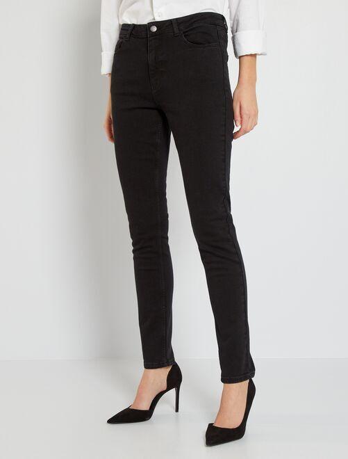 Jeans slim lunghezza US30                                                                                         NERO