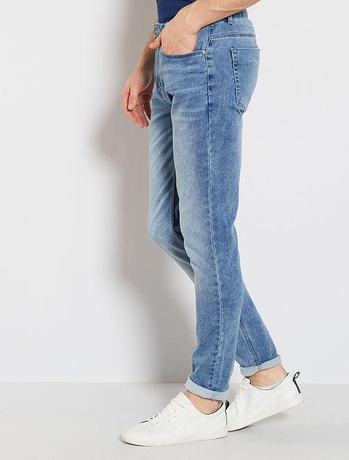 Jeans slim stretch                                                                                         BLU