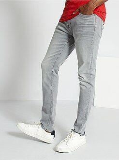 Uomo dalla S alla XXL Jeans slim stretch