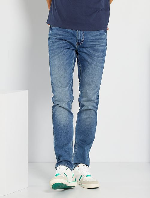 Jeans slim stretch                                                                     stone