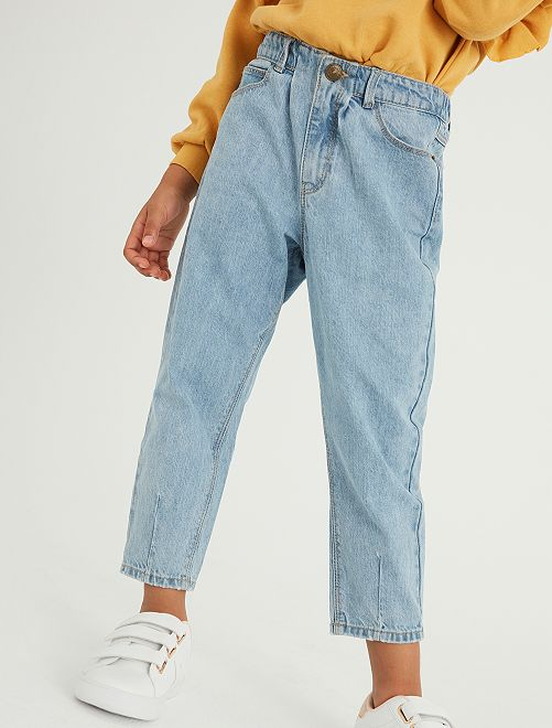 Jeans slouchy 'eco-sostenibili'                             BLU