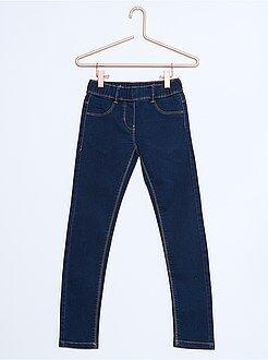 Jeans - Jeggings denim stretch