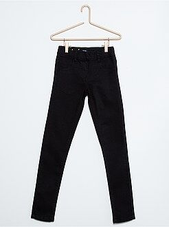 Jeans - Jeggings denim stretch