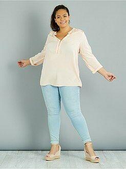 Jeans slim - Jeggings skinny stretch L30