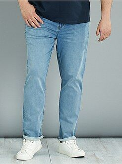 Jeans - Jogg jeans fitted stretch - Kiabi