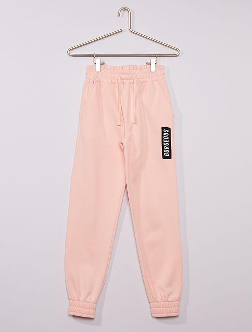 Joggers                             rosa