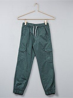 Pantaloni - Joggpant twill