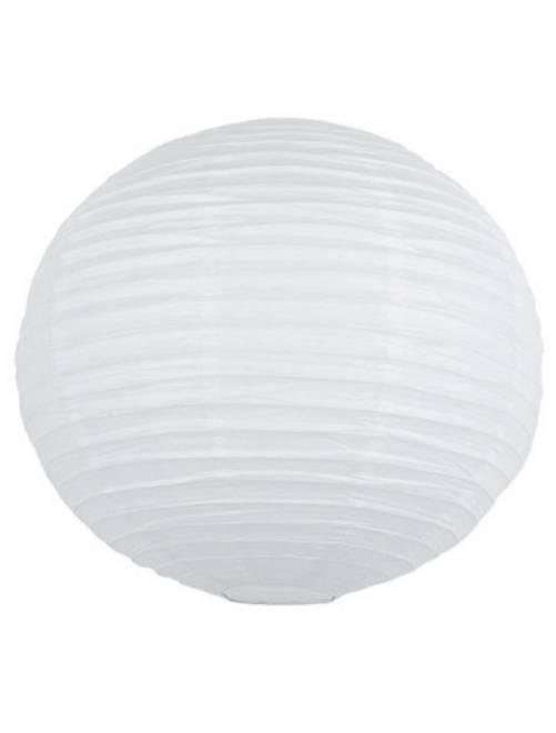 Lanterna cinese carta 35 cm                                                                                                     bianco