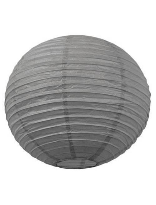 Lanterna cinese carta 35 cm                                                                                                     grigio