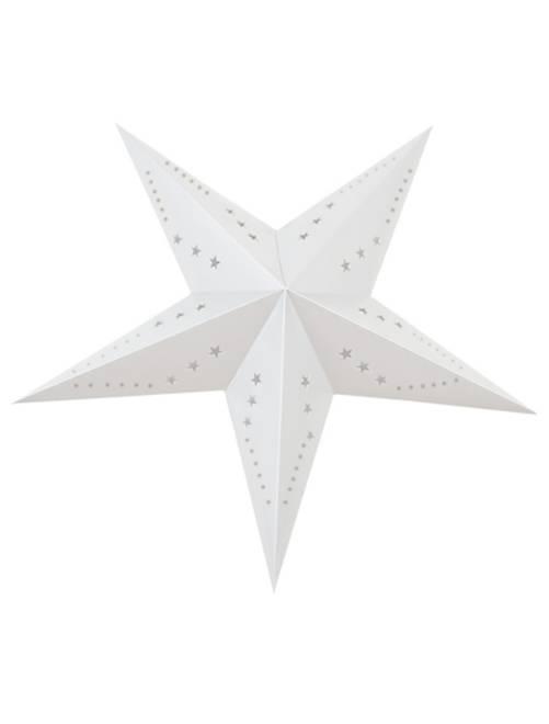 Lanterna stella 60 cm                                                                             bianco Casa