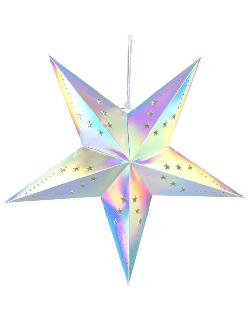 Lanterna stella 60 cm                                                                             multicolore