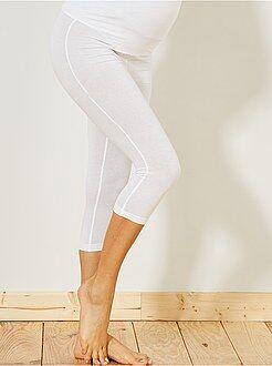 Premaman Legging in maglia stretch