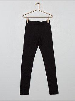 Bambina 10-18 anni Legging stretch in tinta unita