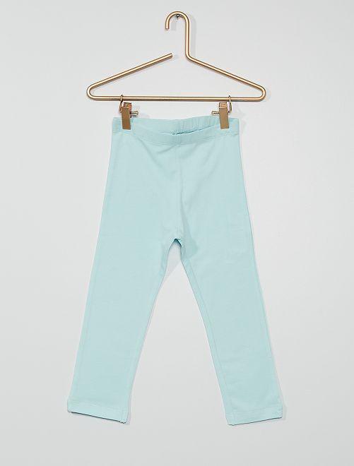 Leggings corti                                                                                                                 blu chiaro