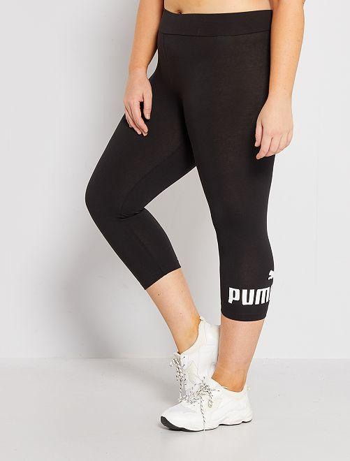 Leggings corti 'Puma'                             NERO