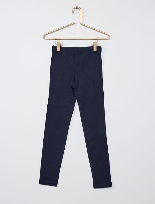 Leggings eco-sostenibili                                                                                                                                                                 blu