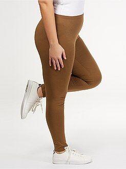 Leggings - Leggings lunghi cotone STRETCH