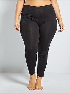 Leggings lunghi cotone STRETCH - Kiabi