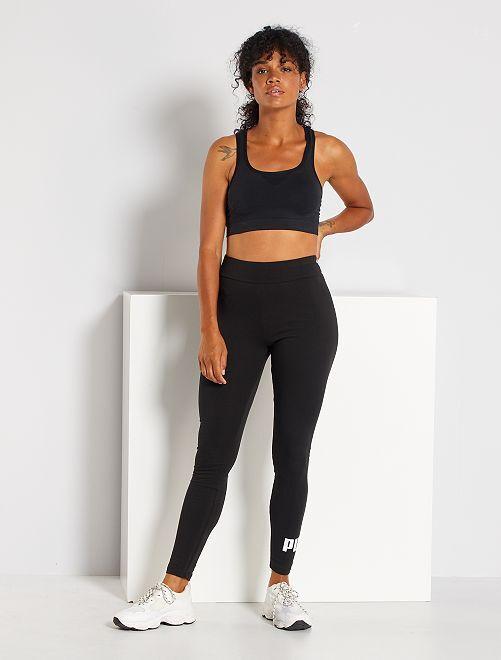 Leggings sportivi 'Puma'                             NERO
