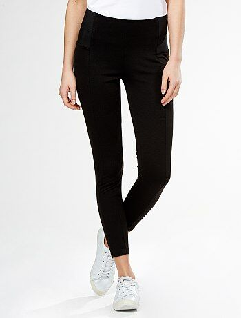 Leggings stretch vita alta