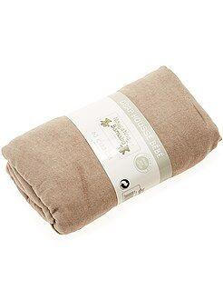 Biancheria letto per bambini - Lenzuolo con angoli tinta unita per letto bebè - Kiabi