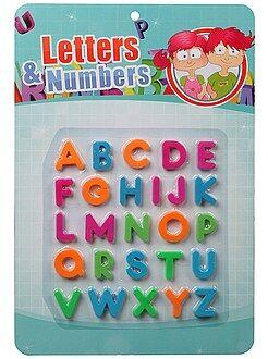 Giochi - Lettere magnetiche