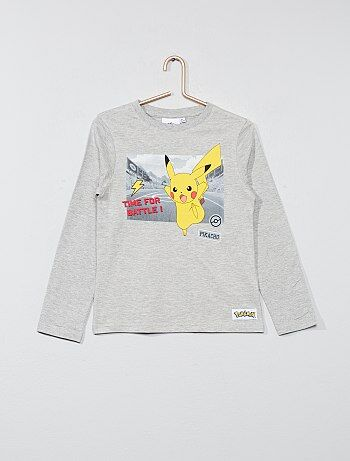 Maglia jersey 'Pikachu' 'Pokemon' - Kiabi