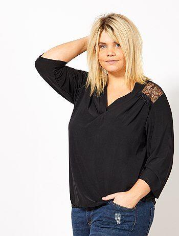 389df2d928 T-shirt Taglie forti donna | taglia 52 | Kiabi