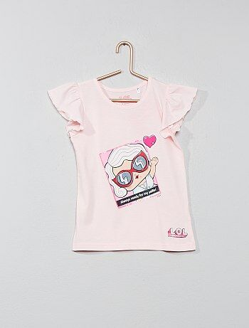 T-shirt Lol Surprise 4 Anni Maglietta Bambina Other