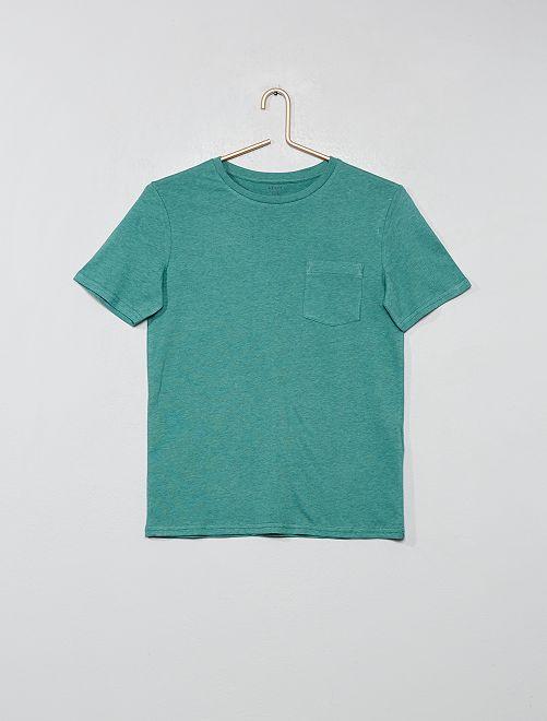 Maglietta basic                                                                             KAKI
