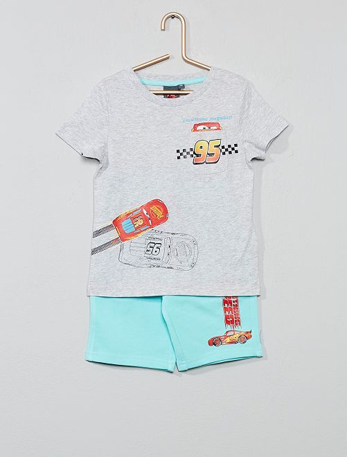 Maglietta + bermuda 'Topolino'                     cars Infanzia bambino
