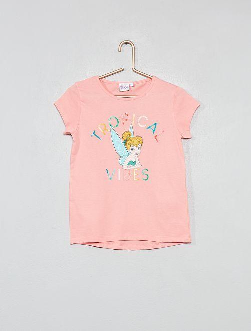 Maglietta 'Campanellino'                                         ROSA Infanzia bambina