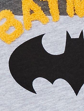 20ef39fe1c620c Maglietta color block 'Batman' Neonato - grigio - Kiabi - 7,00€