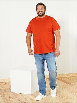 T-shirt, magliette - Maglietta comfort jersey - Kiabi