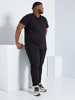 T-shirt, magliette - Maglietta comfort jersey tinta unita - Kiabi