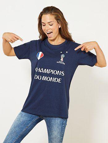 Maglietta 'Coppa del mondo 2018' - Kiabi