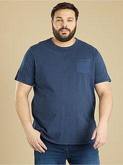 T-shirt, magliette - Maglietta cotone fiammato - Kiabi