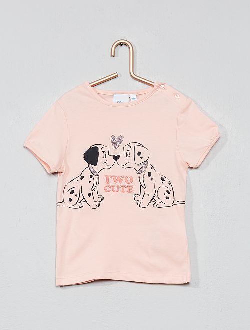 Maglietta 'Disney Baby'                                                                             ROSA Neonata