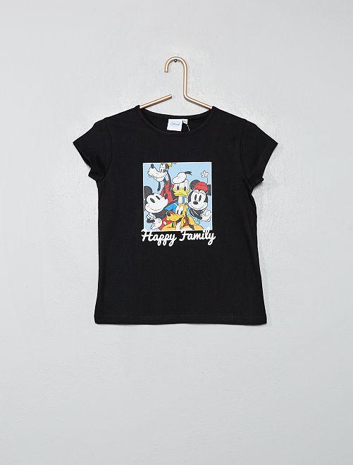 Maglietta 'Disney'                             NERO