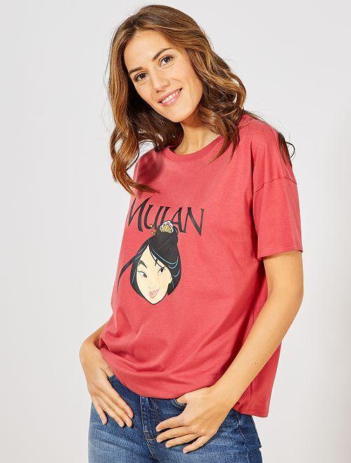 Maglietta 'Disney'                                                                                                                 ROSA