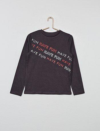 8b96f66d2 Maglietta 'eco-design' con messaggio. 4,00€. T-shirt ...