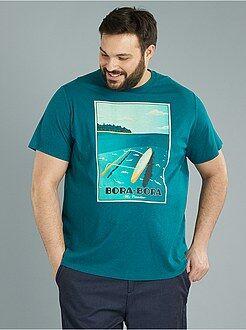 Magliette - Maglietta jersey 'Bora Bora' - Kiabi