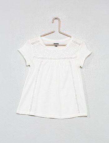 T-shirt e magliette da Bambina  0d17ec895c1