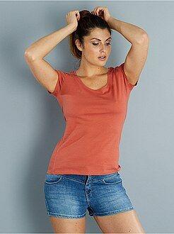Maglietta maniche corte