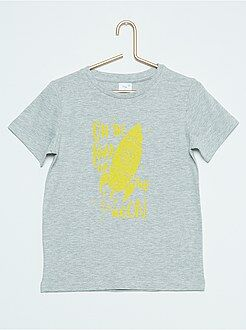Magliette maniche corte - Maglietta maniche corte con stampa