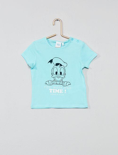 Maglietta 'Paperino'                                         BLU Neonato