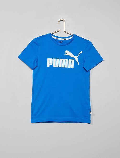 Maglietta 'Puma'                                                                 blu