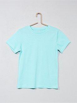 Bambino 3-12 anni - Maglietta puro cotone - Kiabi